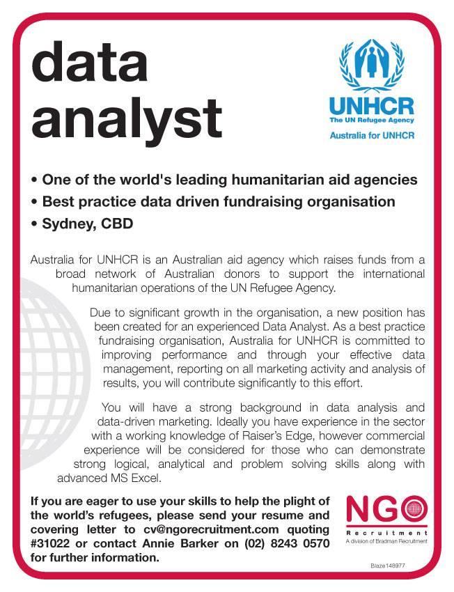 Ngo Recruitment Database