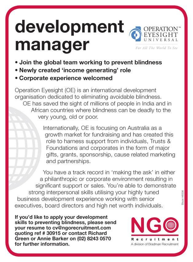 resume international business development executive