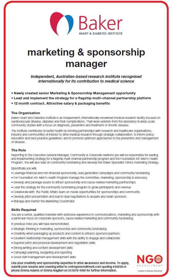 Ngo Recruitment Marketing