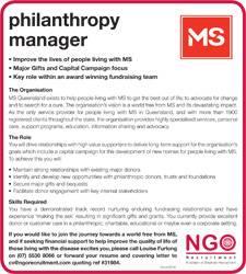 Pilanthropy Manager