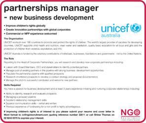 Partnership Manager