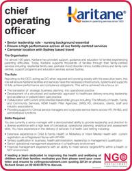 Cheif Operarting Officer