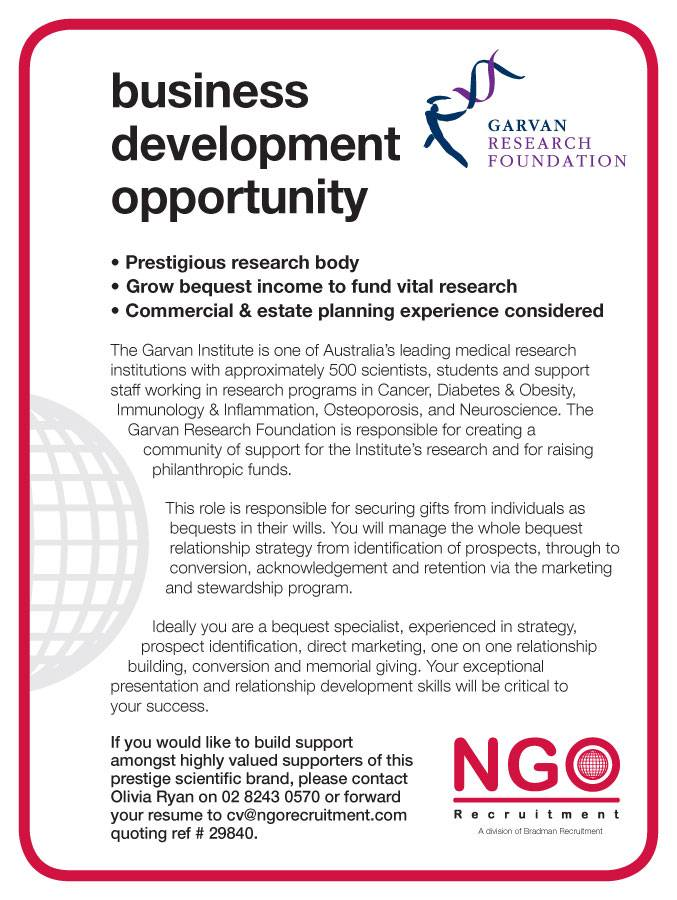 Ngo Recruitment Business Development Ngo Recruitment